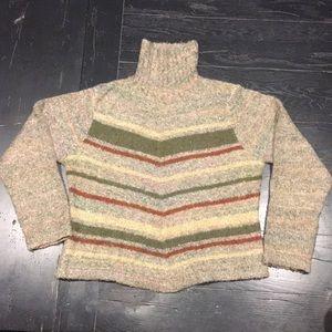 Vintage Sag Harbor turtleneck sweater